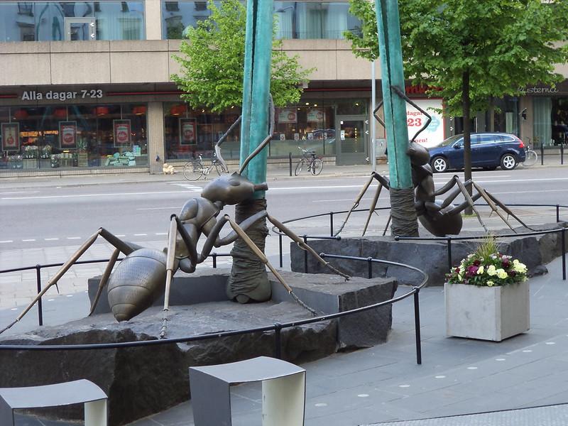 Hormigas Estocolmo
