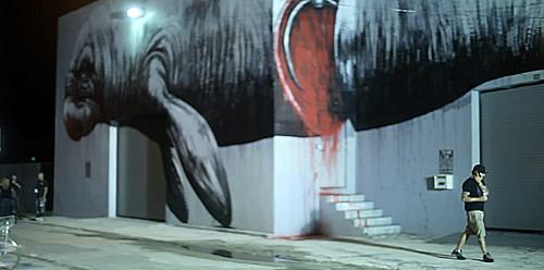 ROA - Tony's Gallery - Art Basel Miami Beach 2011 - Wynwood Walls www.tonysgallery.com | by Tonys Gallery