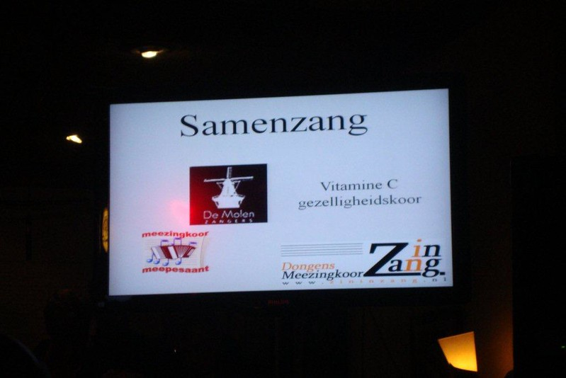 Zing Zang Dongen 6 november 2011