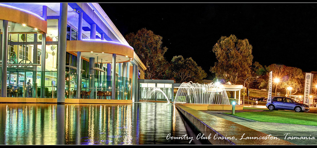 Launceston Country Club Casino Entertainment