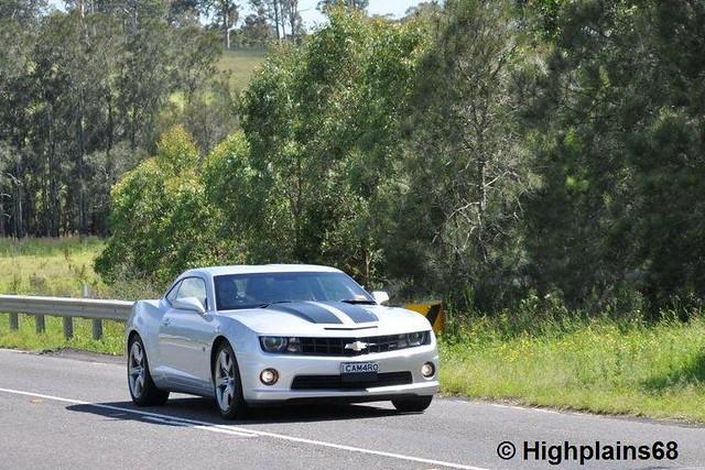 Camaro - right hand drive in Aus