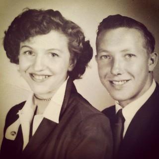 Grandmas Photos: joe & barb, 1960 | by theFerf