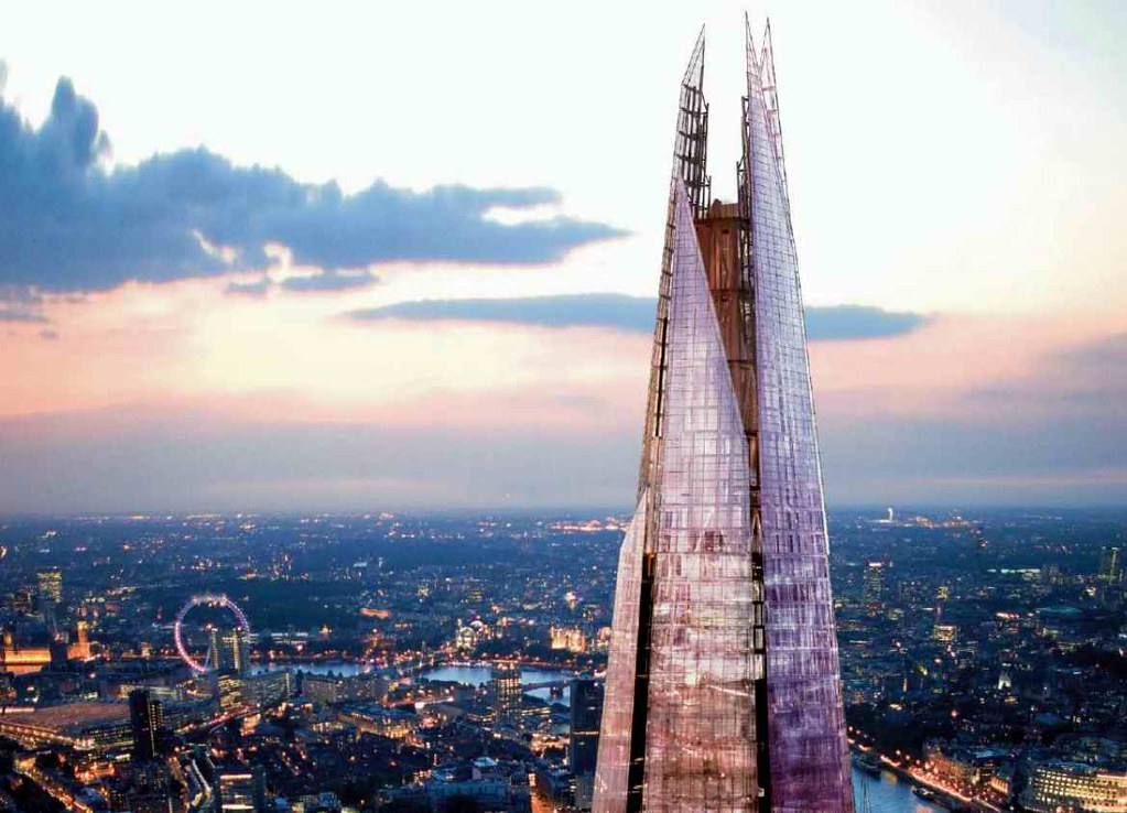 Image result for renzo piano shard