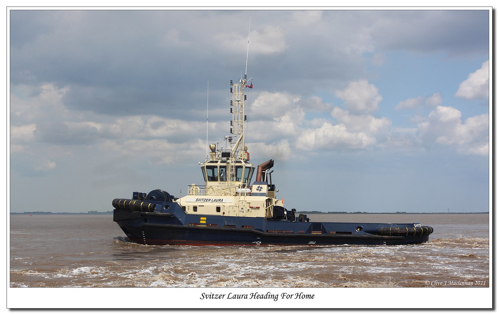 Svitzer Laura Heading For Home | Another from the archives f