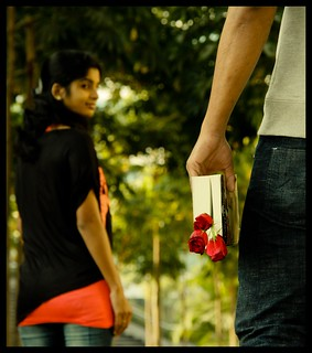 To propose or not to propose?? To Love or not to Love?? To accept or not to accept??   by Pattugrapher