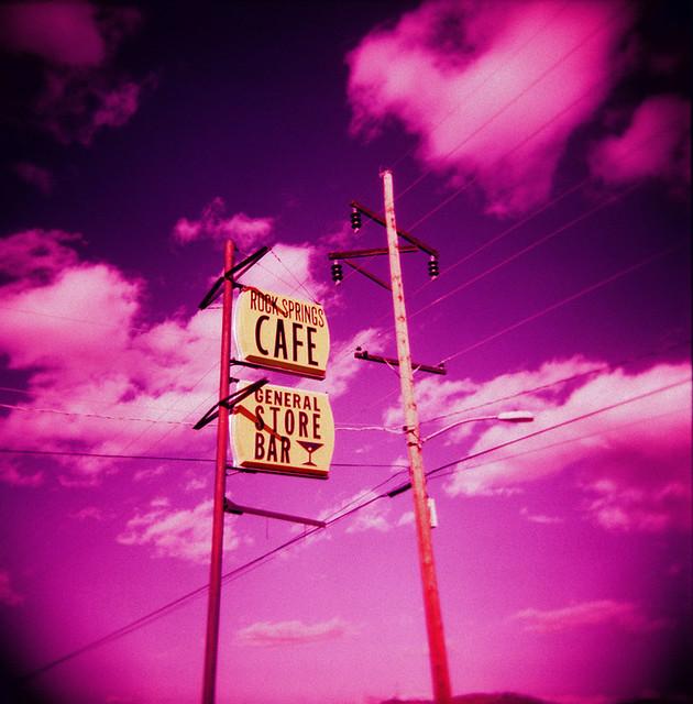 Rock Springs Cafe -1