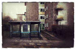 Tile Hill Coventry Flats - George Shaw