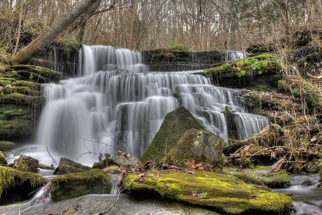 Garretts Mill Falls 3, Overton Co, TN