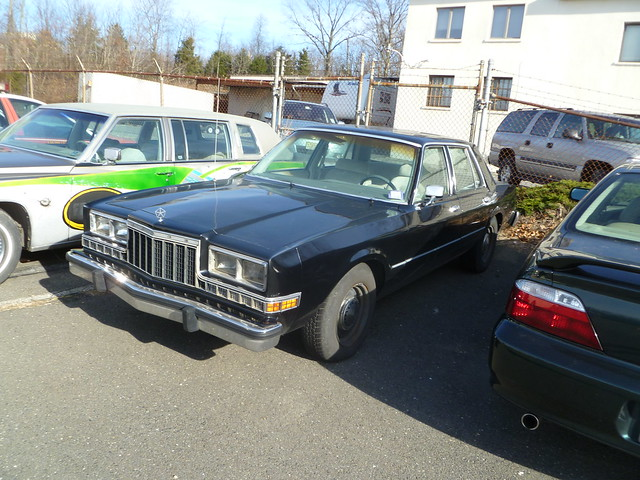 1986 Plymouth Gran Fury
