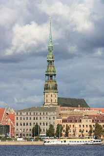 Riga, St Peter's Church
