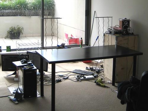 Ruined desk | by rewbs.soal
