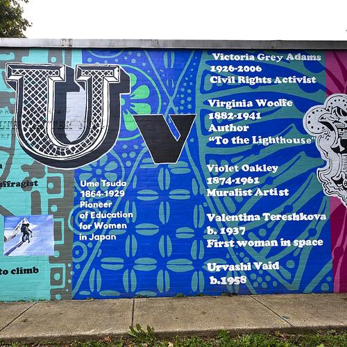 25 U & V Detail