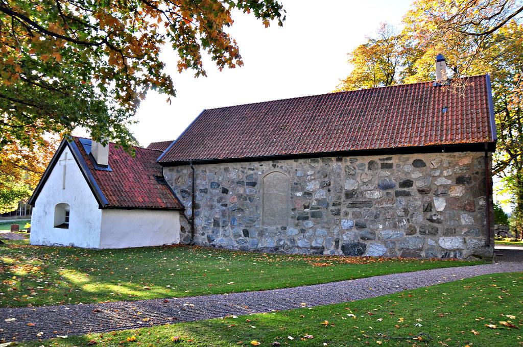 S 75 Vrena kyrka, Stigtomta-Vrena frsamling, Nykping ko