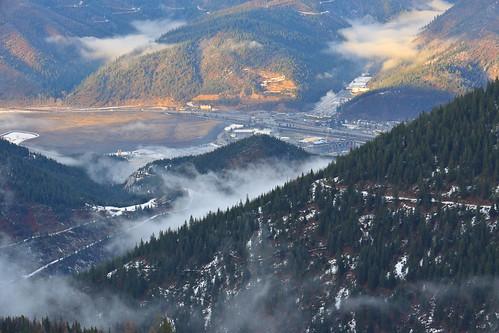 snow mountains skiing idaho scenicviews silvermountain