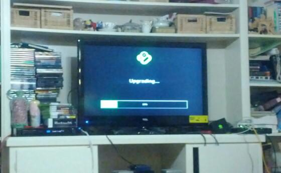 New TV - Upgrading Boxee Box Firmware | A TCL L40FHDF11TA bo