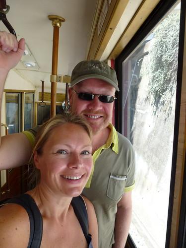Wellington - in de cablecar
