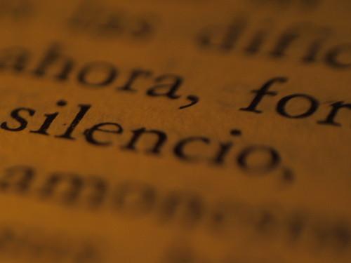 Colecciones de palabras que se esconden en mi cajón
