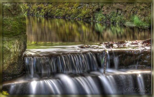 reflection water long exposure day cheshire disley ringexcellence
