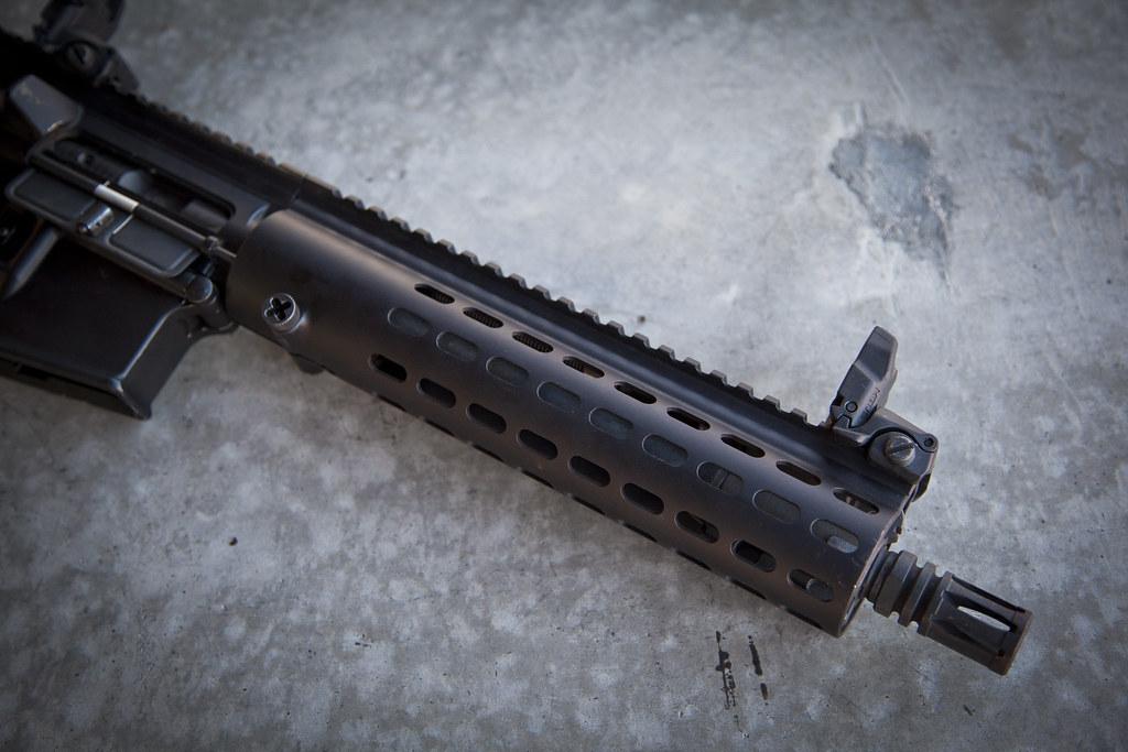 Daniel Defense HK416 Rail | Isaac Marchionna | Flickr