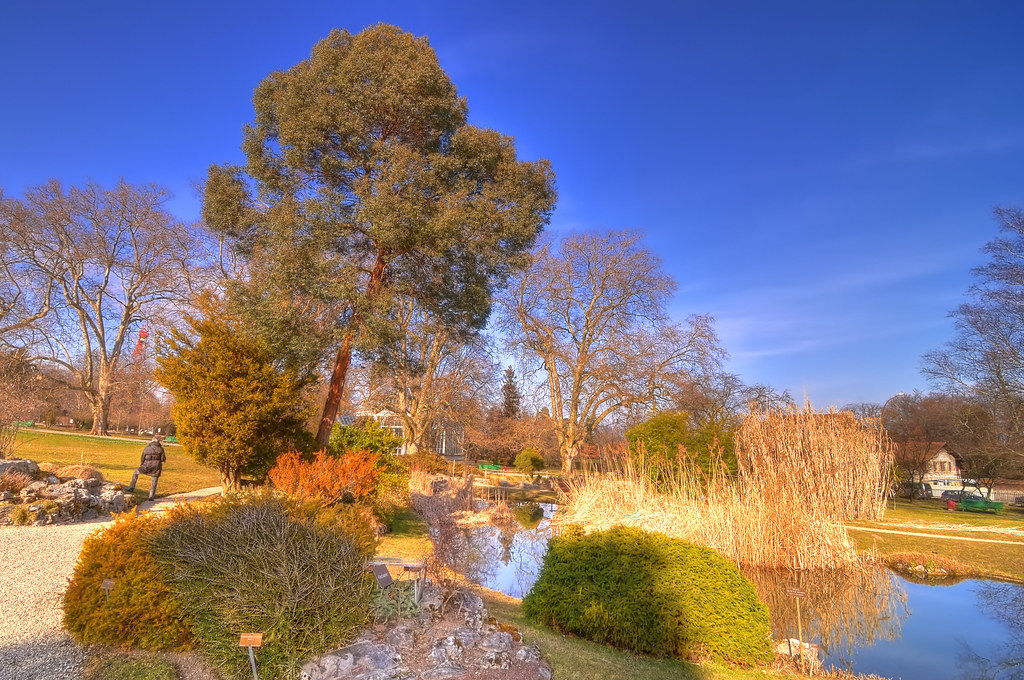 Jardin Botanique | Genève - Suisse Geneva Botanic Garden ...