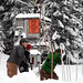 Winter on Snoqualmie Pass