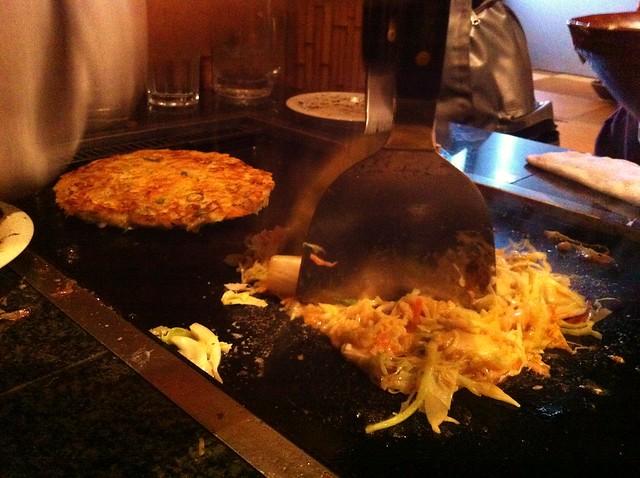 Okonomiyaki & Monjayaki