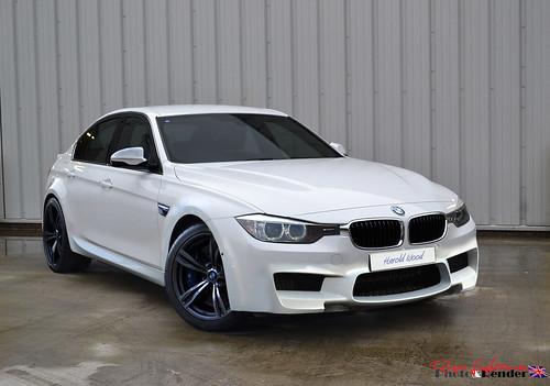 2013 BMW M3 Sedan Photo