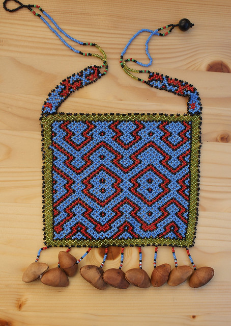 Shipibo Bead Work (7) A