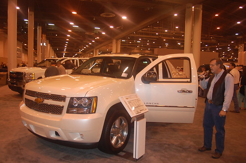 Chevy Avalanche Photo