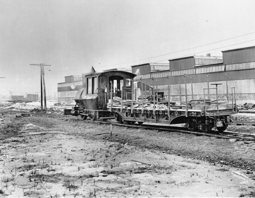 Hamilton On National Steel Car Narrow Gauge Loco For Handl Flickr