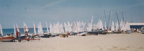 III Criterium Nàutic del cava, 1989