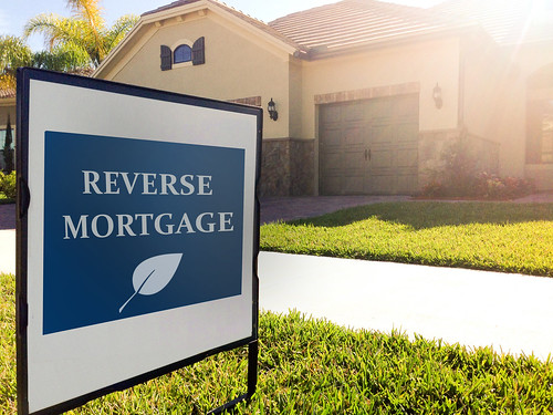 House Sign - Reverse Mortgage | by aag_photos
