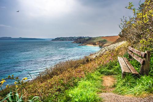 S W coast path, Saint Anthony, Cornwall, United Kingdom | by Giuseppe Milo (www.pixael.com)