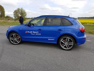Audi Sport Tour Trosta Park Audi R8, RS6 and RS3   by AudiBloggen