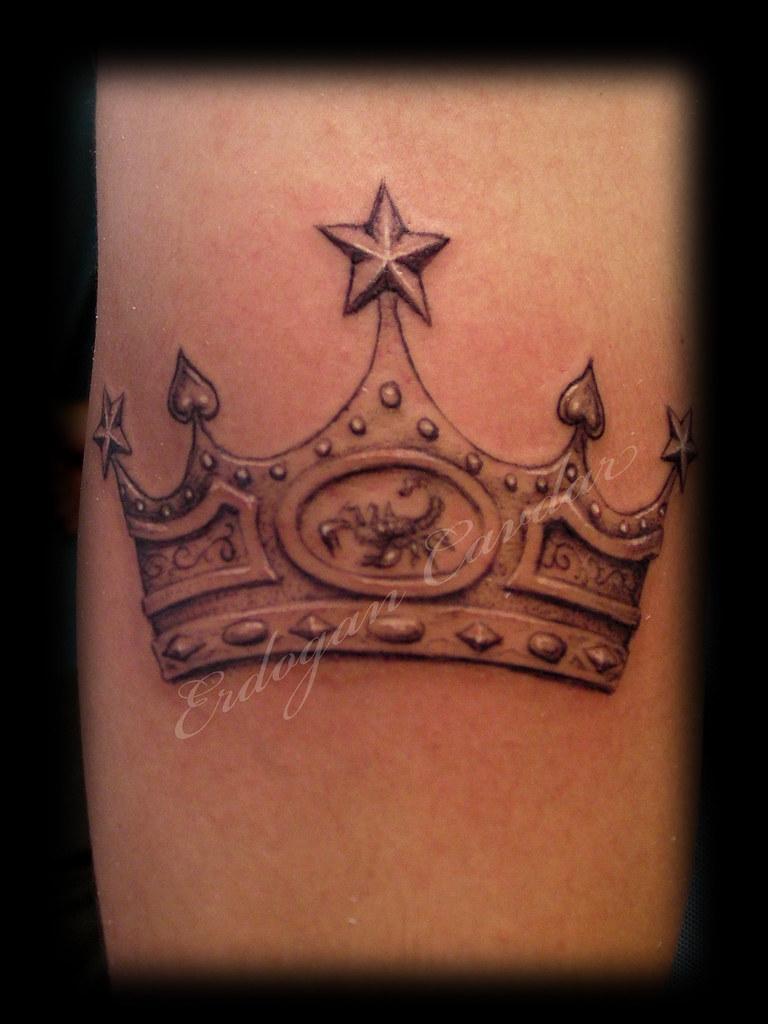 Erdoğan Çavdar Dövmeleri - Kral Tacı Dövmesi / King Crown … | Flickr