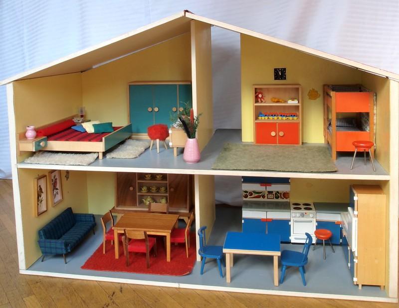 1966 Bodo Hennig Puppenhaus
