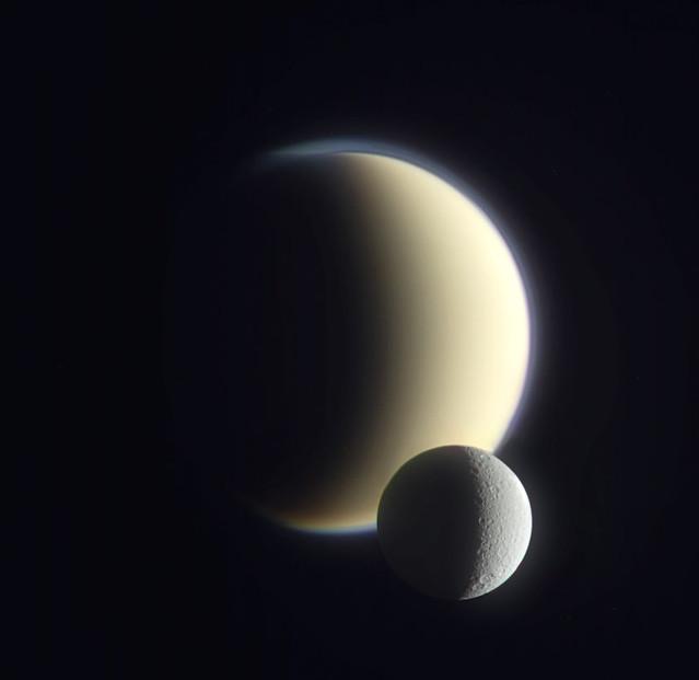 Titan & Dione (12-10-11)