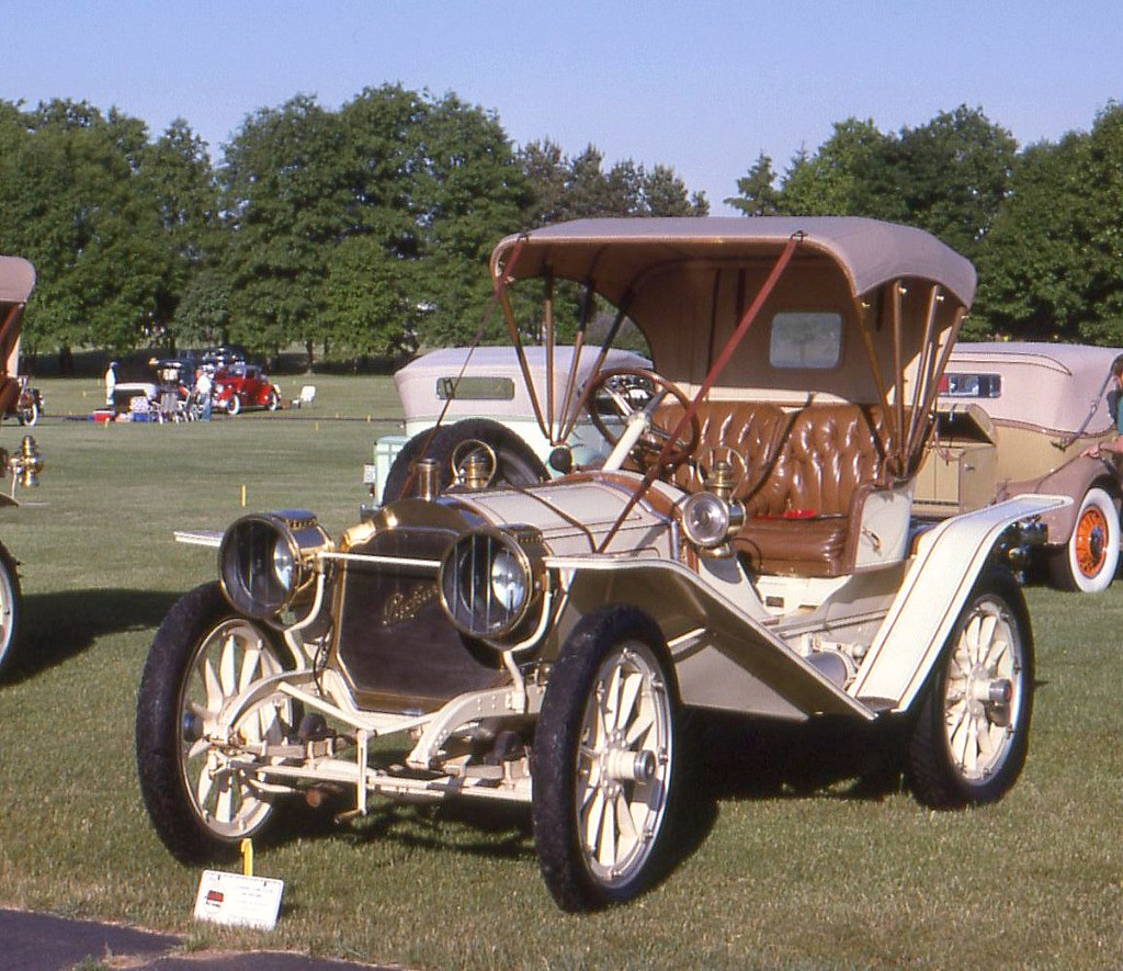 1908 Packard Model 30 runabout