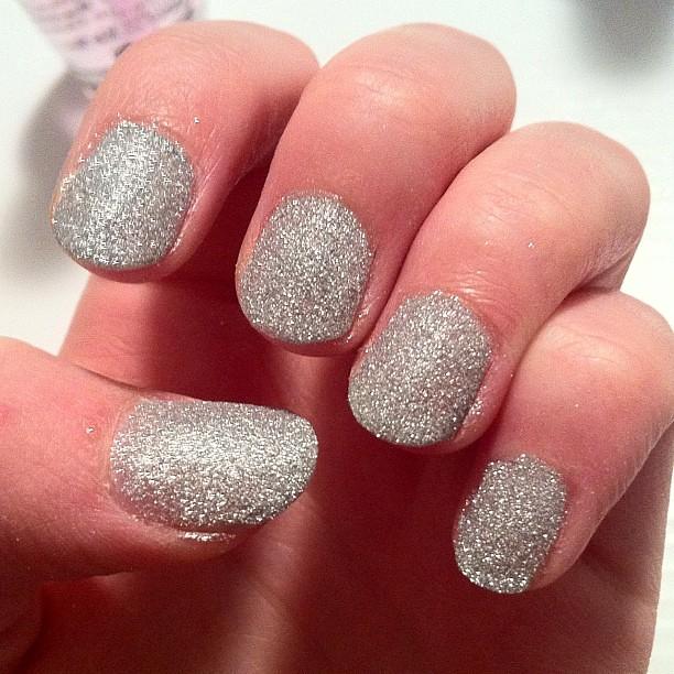 Perfectly Simple Christmas Nails Nailart Nail Art Nail Flickr