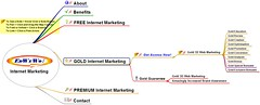 GOLD Internet Marketing Map