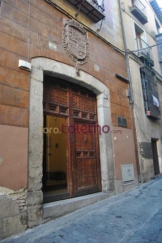 Toledo. Portada gótico-mudéjar. Arcos 010   by pedro.riaza