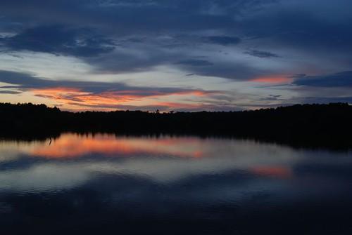 sunset lake georgia pikecounty