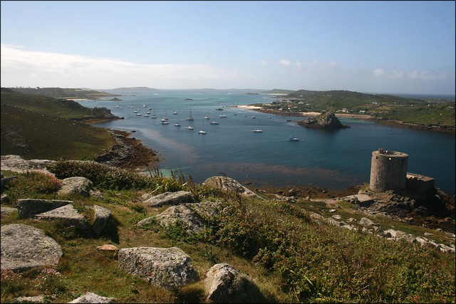 New Grimsby Harbour