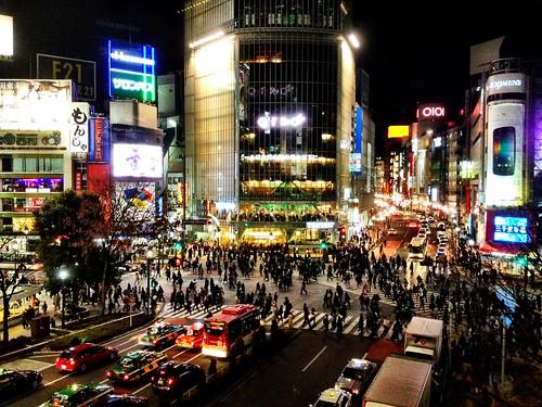 Shibuya | by kalleboo