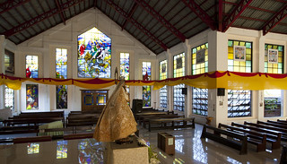 New church of San Lorenzo Ruiz | by Lawrence OP