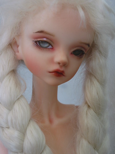 Doll Chateau Bella, Faceup & Body Blushing by Robbin Atwell | by Robbin With 2 Bs