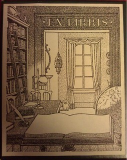 My (not custom) Laura Ashley Bookplates | by girlhacker