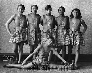 Vaudeville Show Girls| 1920s