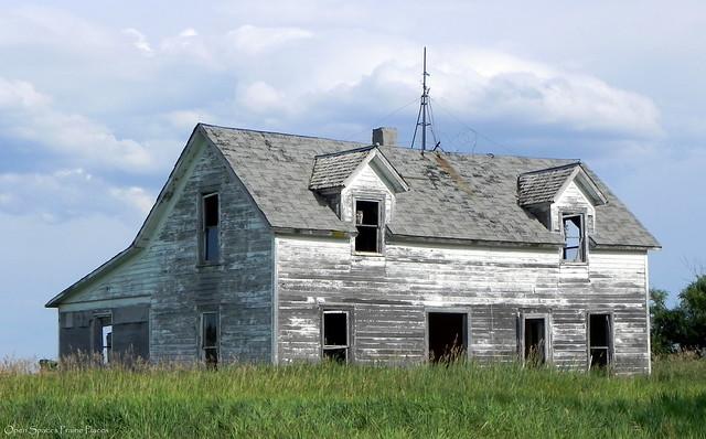The Owl House, South Eastern Montana