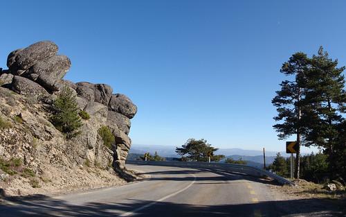 road mountain portugal montagne day sierra clear route estrada serra montanha serradaestrela